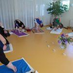YogaUden les in kleine groepen